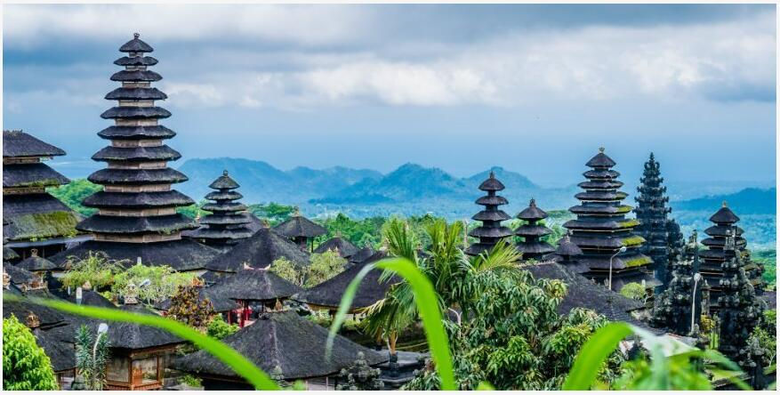 Bali - an island of thousands of temples