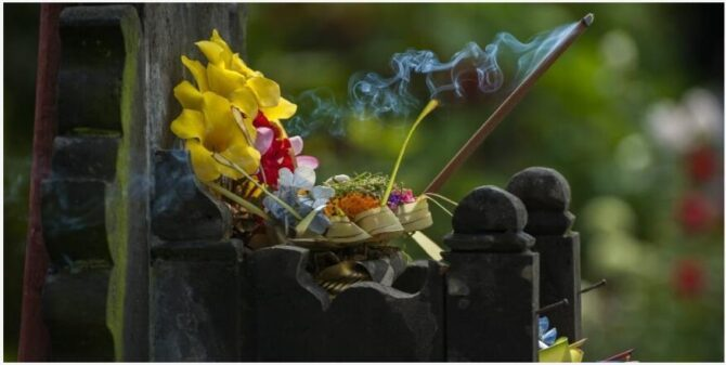 Bali religion and temples