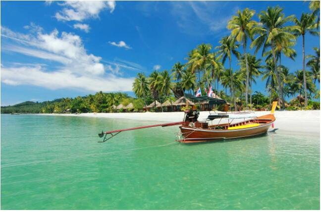 Koh Samui is usually sought after mainly for beach life