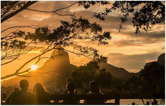 Rio de Janeiro - Brazil - Sunset
