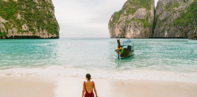 The most beautiful islands in the Andaman Sea