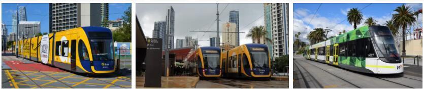 Transportation in Australia