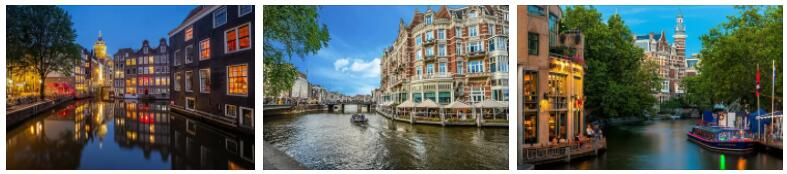 Amsterdam - Capital of the Netherlands