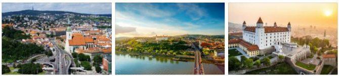 Bratislava, Slovakia City History