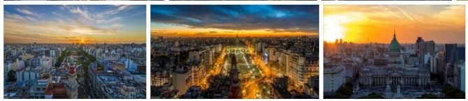 Festivals, Events and Transportation in Buenos Aires, Argentina